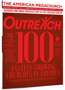 outreach magazine top 100