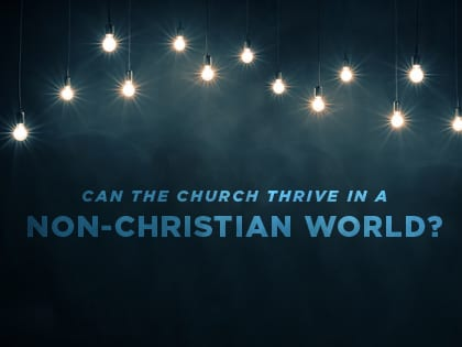 Dating as a christian in non-christian world