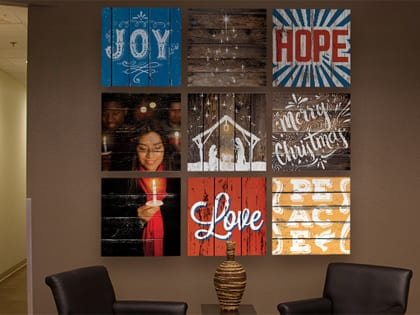 Refresh Any Ministry Space With Modular Wall Art - OutreachMagazine.com