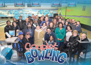 ICC Couples Bowling Evening