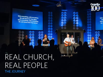 Real Church, Real People: The Journey - OutreachMagazine com