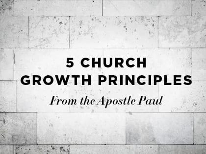 sermon on church growth