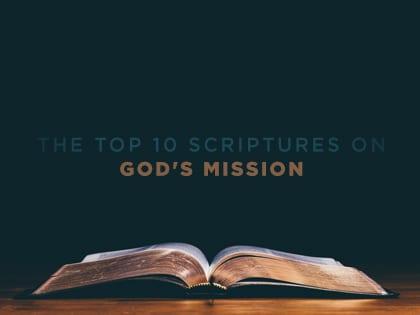 Scripture verses mission 150 Most