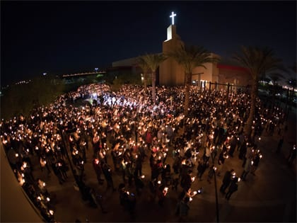 Las Vegas Churches Respond to Mass Shooting With Acts of