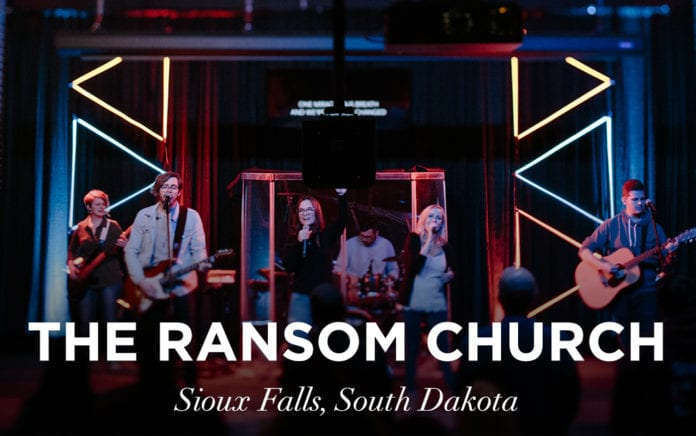 Equipping Saints: The Ransom Church