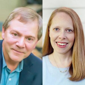Kenneth Boa & Jenny Abel
