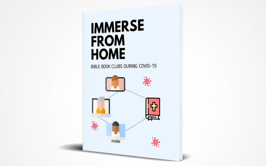 "Tyndale House Publishers and Institute For Bible Reading Team Up for Free Online ""Immerse From Home"" Program Encouraging Communal Bible Reading and Studying"