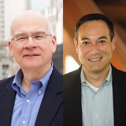 Timothy Keller & John Inazu