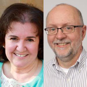 Mimi Larson & Robert Keeley