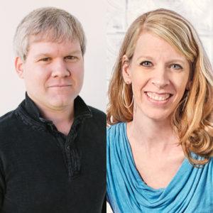 Collin Hansen & Sarah Eekhoff Zylstra