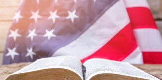 Christians interact with American culture