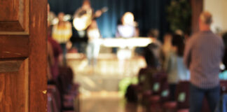 declining worship attendance