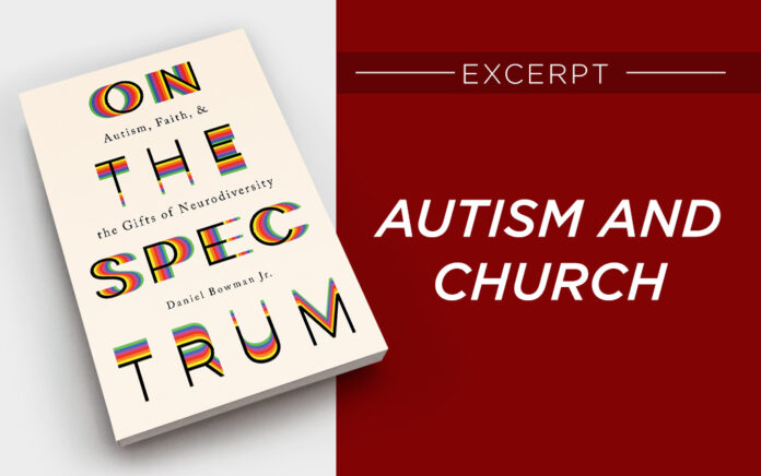 autism and church