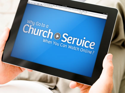 Image result for online church service