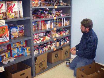 Operating A Choice Food Pantry Harvest Chapel Assembly Of