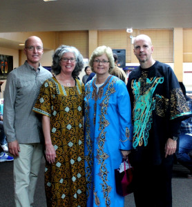 ICC Missions & Taste of the World Evening